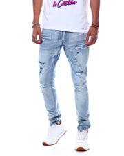 Jordan Craig - Sean Fit Premium Ripped Stretch Jean-2474603