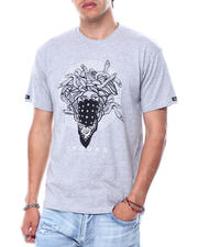 Crooks & Castles - GRECCO FRONT SS TEE-2474688