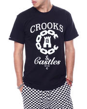 Crooks & Castles - CHAIN SS TEE-2474716