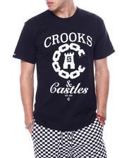 Crooks & Castles - CHAIN SS TEE-2474716