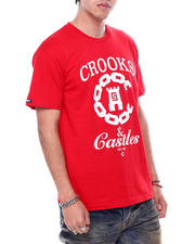Crooks & Castles - CHAIN SS TEE-2474737