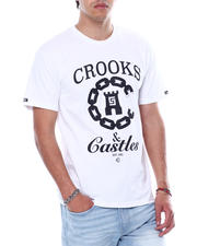 Crooks & Castles - CHAIN SS TEE-2474743