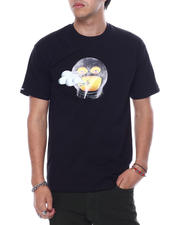 Crooks & Castles - SKI MASK SMOKE EMOJI SS Tee-2474772