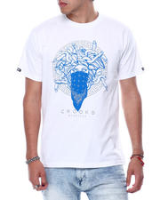 Crooks & Castles - GRECCO FRONT SS TEE-2474802