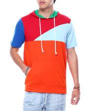Buyers Picks - SS Colorblock Hoody Tee-2474832