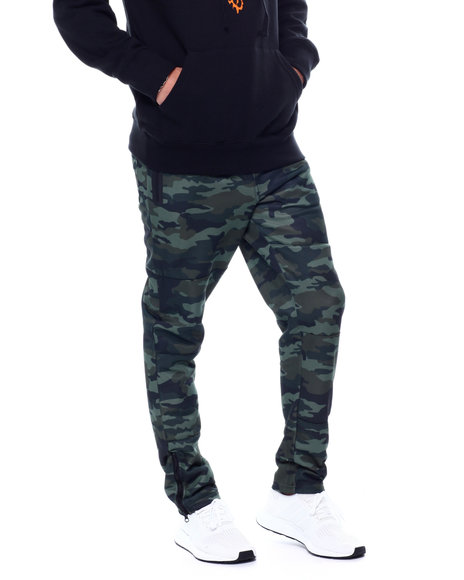 Akademiks - Textured Fleece Jogger