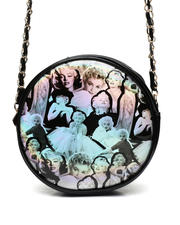 Bags - Marilyn Monroe Allover Print Crossbody-2472000