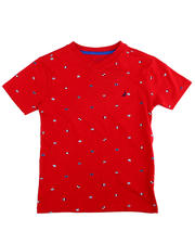 Nautica - Nautica S/S All Over Print Tee (4-7)-2475487