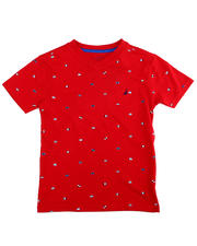 Nautica - Nautica S/S All Over Print Tee (2T-4T)-2475509