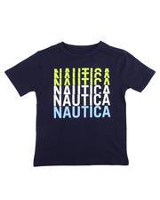 Nautica - Nautica S/S Graphic Tee (2T-4T)-2475517