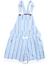 Girls - French Terry Printed Shortall (7-16)-2475355