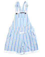 Overalls & Jumpers - French Terry Printed Shortall (4-6X)-2475400
