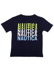 Nautica - Nautica Graphic Tee (4-7)-2472791