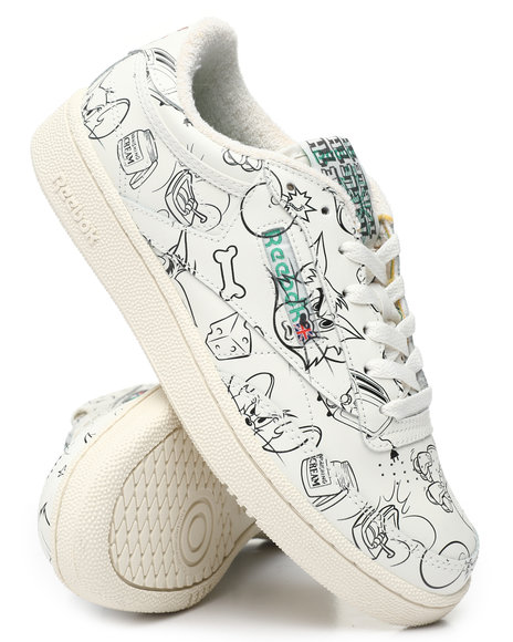 Reebok - Tom & Jerry Club C 85 Sneakers