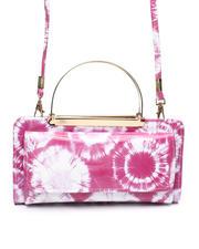 Fashion Lab - Tie Dye Crossbody Wallet-2473959