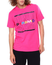 Black Pyramid - BP SPLIT TEXT SHIRT-2475730