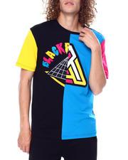 Black Pyramid - LOGO SPLITS SHIRT-2475736