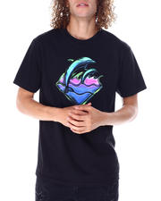 Pink Dolphin - CHROME WAVES TEE-2476195