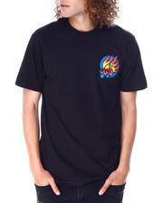 Pink Dolphin - CHERRY FLAME TEE-2476261