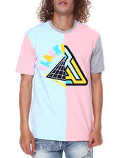 Black Pyramid - LOGO SPLITS SHIRT-2475742