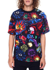 Pink Dolphin - AIRBRUSH HALLUCINATIONS TEE-2476316