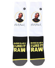 DRJ SOCK SHOP - Shimmy Shimmy Ya Crew Socks-2473296