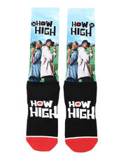 Socks - How High Crew Socks-2473311