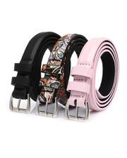 Accessories - Three Pack Belts-2473364