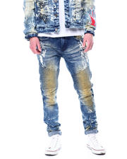 Reason - King of City Moto Jean-2477370