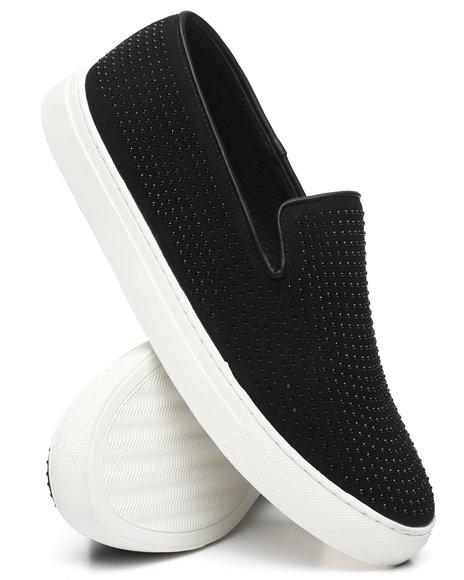 Buyers Picks - Sam Vulcanized Slip On W/Rhinestones Sneakers