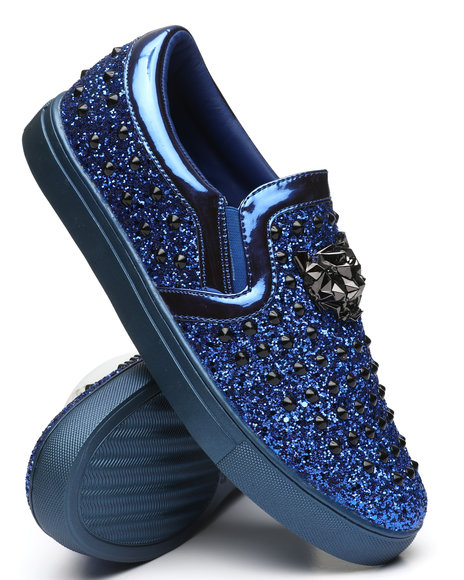 Buyers Picks - Studded Slip On Sneakers