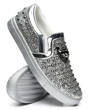 Buyers Picks - Studded Slip On Sneakers-2476574