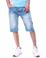 Akademiks - Evasion wash denim short-2477417