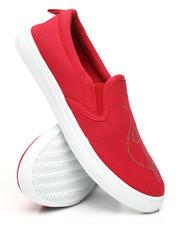 Baby Phat - Twincat Slip-On Sneakers-2476540