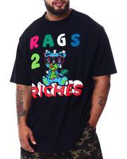 Makobi - Rags 2 Riches Short Sleeve T-Shirt (B&T)-2476007