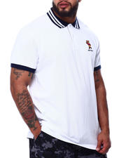 Hustle Gang - Charlie Short Sleeve Polo Shirt (B&T)-2478045