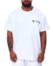 Sean John - Ottoman Short Sleeve Knit Shirt (B&T)-2478470