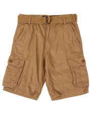Southpole - Belted Cargo Shorts (8-18)-2474263