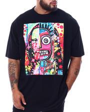 Makobi - Rev Split Art Short Sleeve T-Shirt (B&T)-2476075