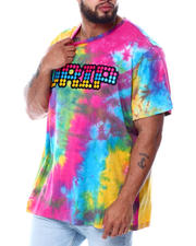 Big & Tall Faves - Drip Tie Dye Tee (B&T)-2478004