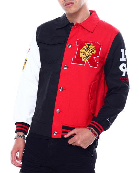 Iroochi - Shosha Black Jacket
