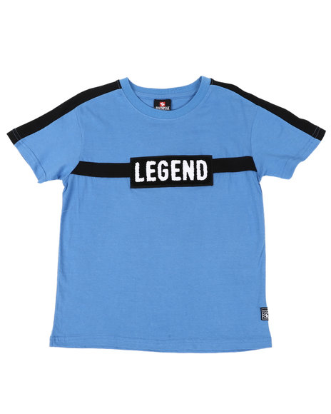 Southpole - Legend Chenille Patch Tee (8-20)