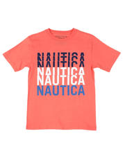 Boys - Nautica Graphic Tee (8-20)-2475838