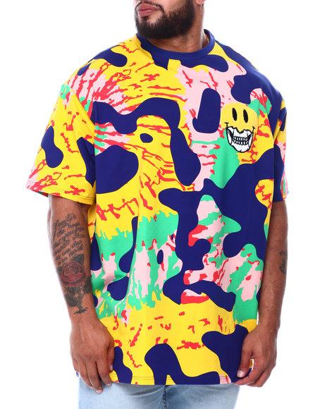 Makobi - Happy Tie Dye Short Sleeve T-Shirt (B&T)