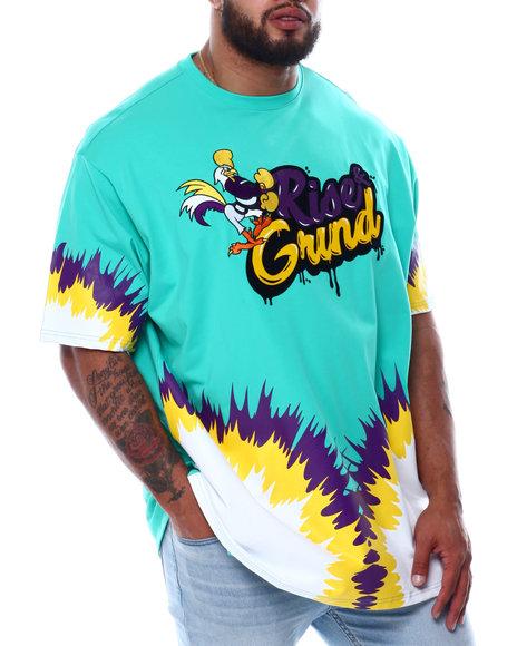Makobi - Rise & Grind Short Sleeve T-Shirt (B&T)