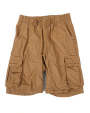 Southpole - Canvas Cargo Shorts W/ Drawstrings (8-20)-2476492