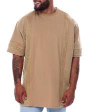 Makobi - Jardine Panel Short Sleeve T-Shirt (B&T)-2476687