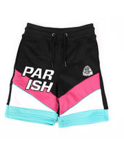 Parish - Color Block Shorts (4-7)-2474211