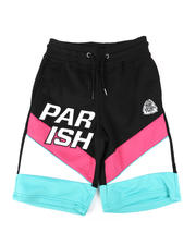 Parish - Color Block Shorts (8-20)-2474216