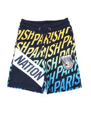Parish - Parish Graphic Shorts (4-7)-2474225